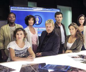 Section de recherches saison 12 : Chrystelle Labaude de retour dans Grand Soleil, un téléfilm