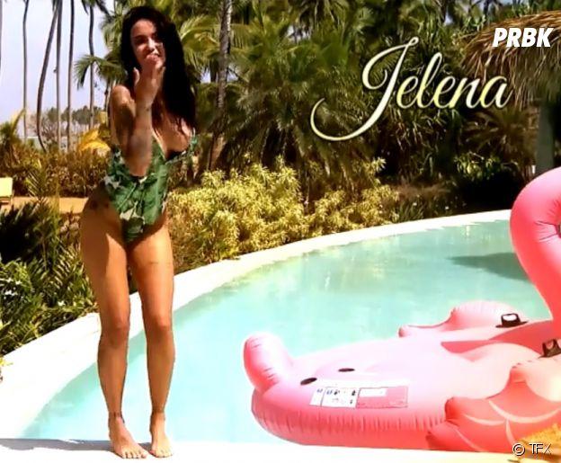 Jelena au casting de La Villa des Coeurs Brisés 4.