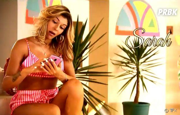 Sarah Lopez au casting de La Villa des Coeurs Brisés 4.