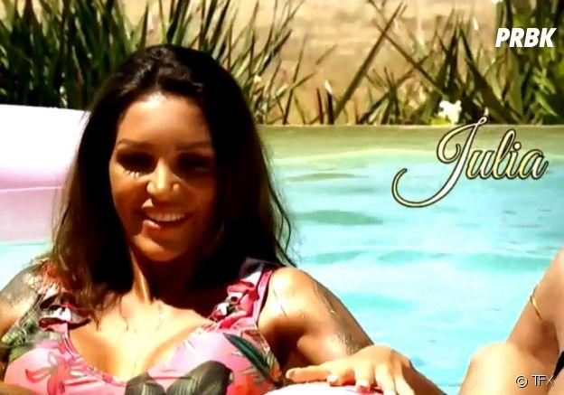 Julia Paredes au casting de La Villa des Coeurs Brisés 4.
