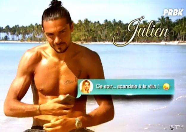 Julien Guirado au casting de La Villa des Coeurs Brisés 4.