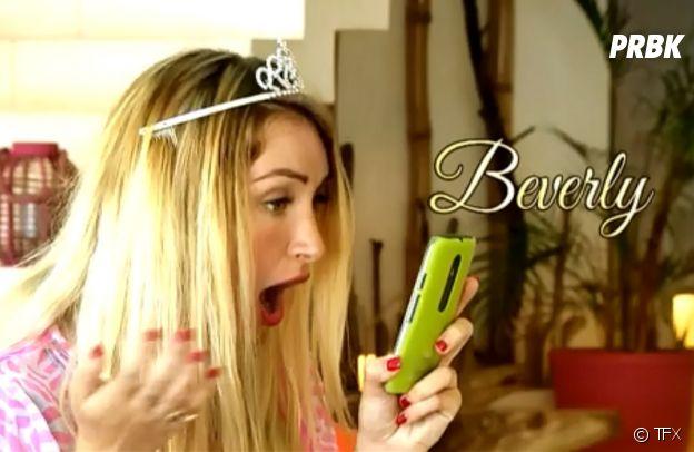 Beverly au casting de La Villa des Coeurs Brisés 4.