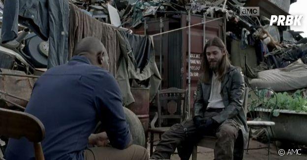 Fear the Walking Dead saison 4 : aviez-vous remarqué le passage de Jésus ?