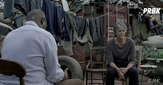 Fear the Walking Dead saison 4 : aviez-vous remarqué le passage de Carol ?