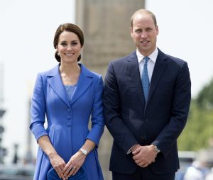 Kate Middleton et le Prince William parents d'un troisième enfant