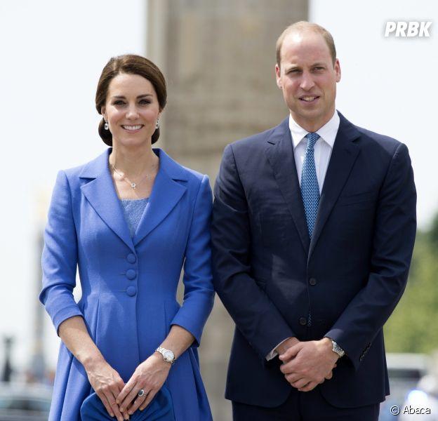 Kate Middleton et le Prince William parents d'un troisième enfant