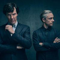 Sherlock saison 5 : Martin Freeman critique les fans, Benedict Cumberbatch le tacle
