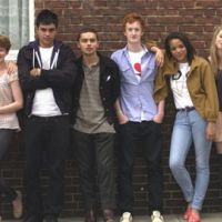 Skins saison 5 ... la 1ere photo du casting