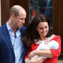 Kate Middleton et le Prince William dévoilent le prénom de leur fils et personne ne l'avait vu venir