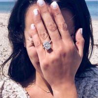 Lea Michele fiancée à Zandy Reich : découvrez sa bague XXL 💍