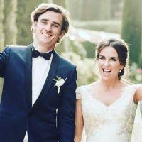 Antoine Griezmann fou de sa femme Erika Choperena : il raconte son coup de foudre pour elle