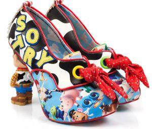 Découvrez ces chaussures Toy Story totalement délirantes !