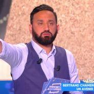 Bertrand Chameroy : descendu par les chroniqueurs de TPMP, il réplique