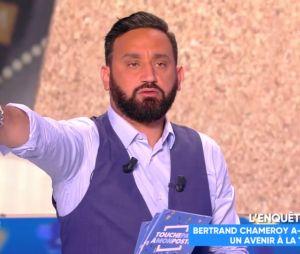 Bertrand Chameroy clashé par les chroniqueurs de TPMP, il réplique