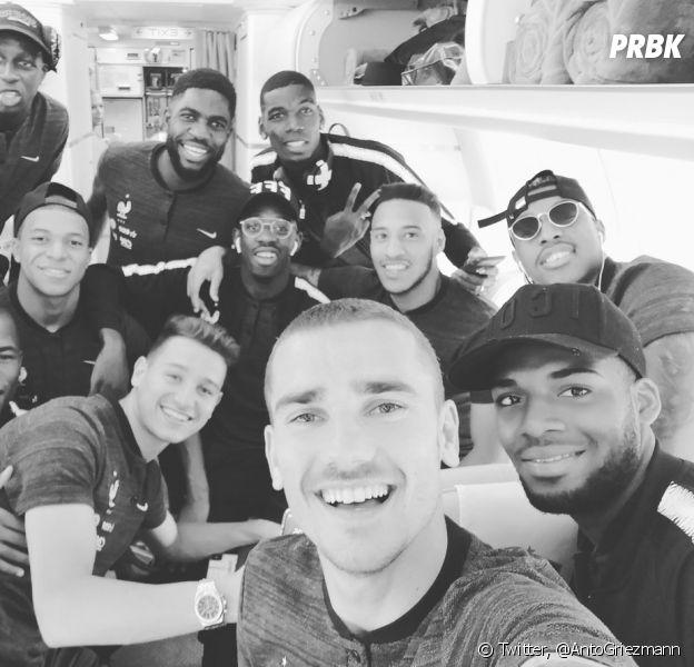 """Les Bleus, l'équipe """"la plus chère"""" de la Coupe du monde 2018"""