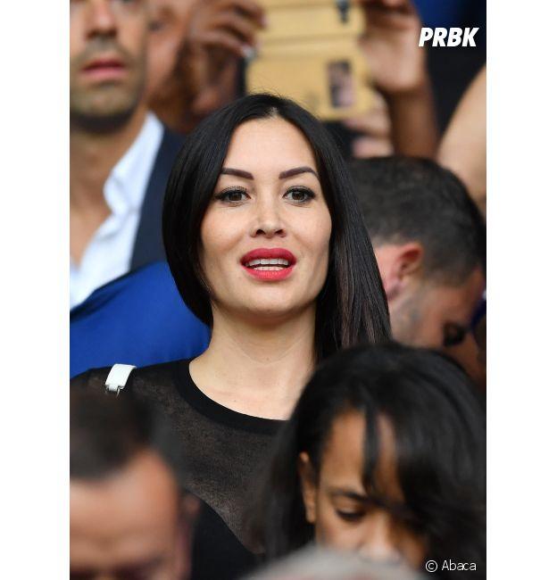Sidonie Biémont, l'ex-compagne d'Adil Rami
