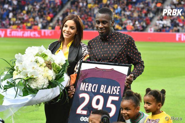 Blaise Matuidi et sa famille