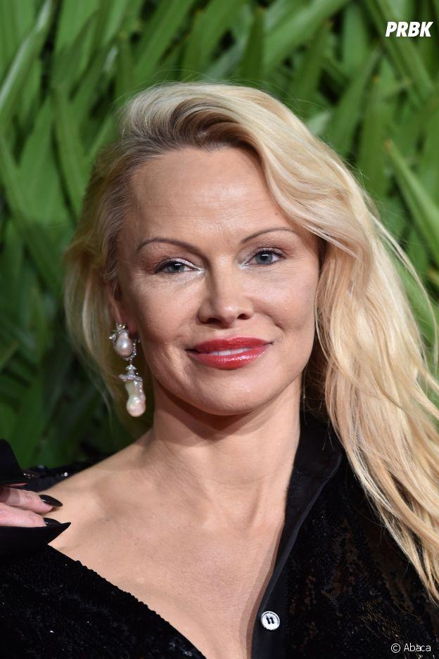 Pamela Anderson est en couple avec Adil Rami