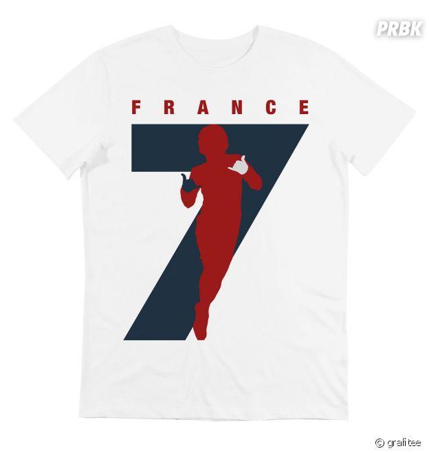 T shirt Antoine Griezmann équipe de France
