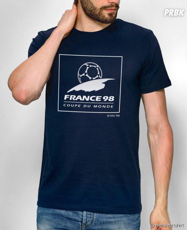 T shirt France 98