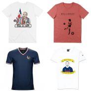 Coupe du Monde 2018 : la sélection des t-shirt les plus cool pour montrer votre amour du ballon rond