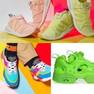 Cet été, place aux sneakers colorées : découvrez notre sélection