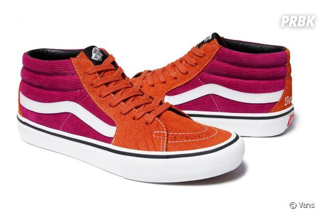 Été 2018 : notre sélection de sneakers colorées à shopper pour se la péter !