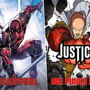 Deadpool, One Punch Man, Batman... 5 raisons de s'abonner à la Wootbox Justice d'août