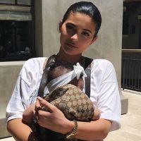 Kylie Jenner : sa fille Stormi (5 mois) a une collection de chaussures qui va vous rendre jaloux