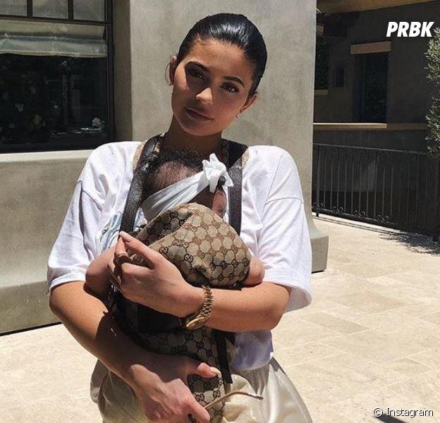 Kylie Jenner : sa fille Stormi (5 mois) a une collection de chaussures à faire pâlir Carrie Bradshaw !