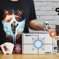 Star Wars, Futurama, Halo... unboxing de la Wootbox Space