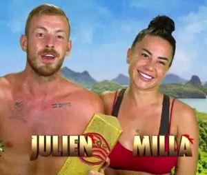 """Julien Bert (Moundir 3) et Milla Jasmine remportent la compétition : """"C'est tellement jouissif"""""""