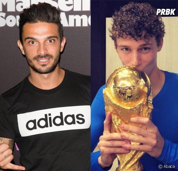 Julien Tanti pote avec Benjamin Pavard, le joueur des Bleus ?