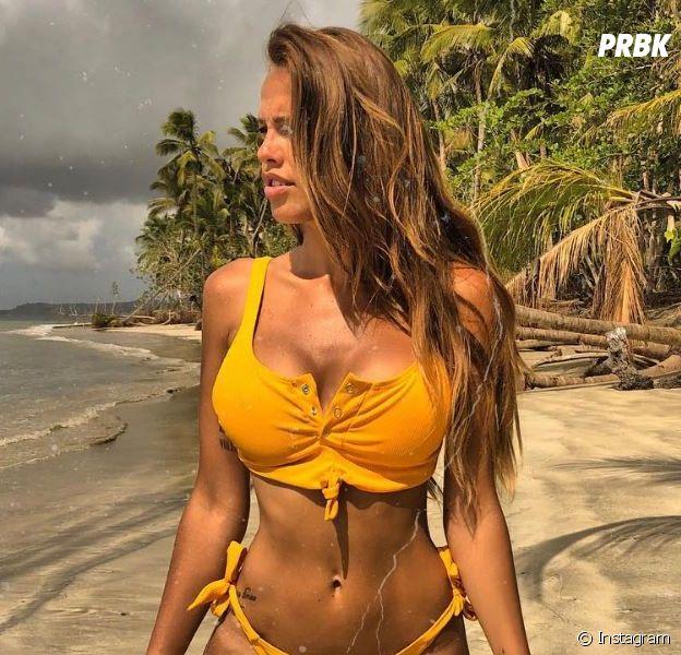 Vanessa Lawrens dévoile une photo d'elle avant la chirurgie esthétique de sa poitrine !