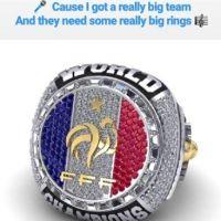 Antoine Griezmann veut passer la bague au doigt de tous les Bleus