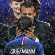 Antoine Griezmann voudrait des bagues de champions du monde pour les Bleus !