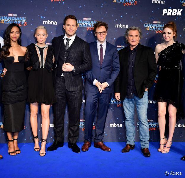 Les Gardiens de la Galaxie 3 : le réalisateur viré par Disney, les acteurs et fans en colère