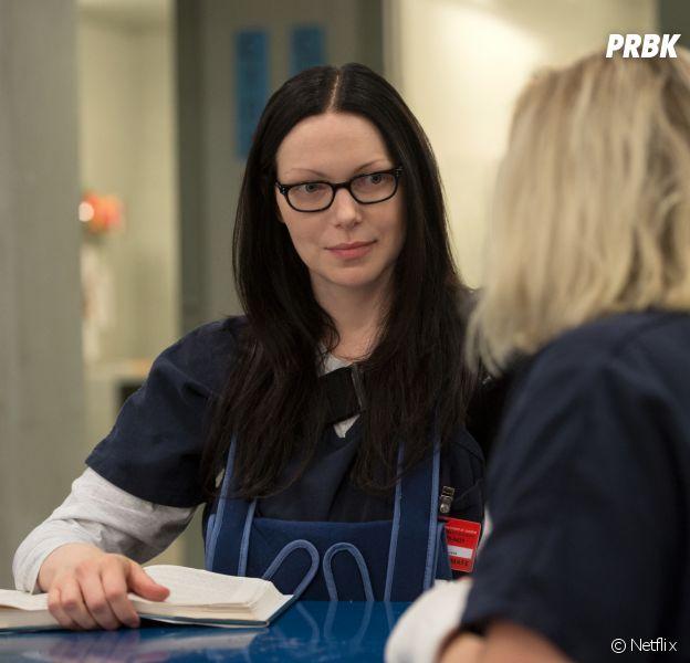 Orange is the New Black saison 7 : la fin de la série annoncée par Laura Prepon