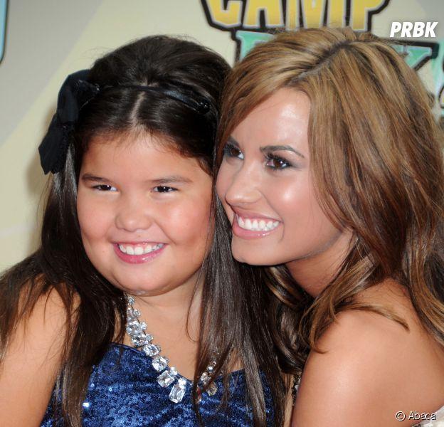 Demi Lovato : le message touchant de sa soeur Madison de la Garza après son overdose