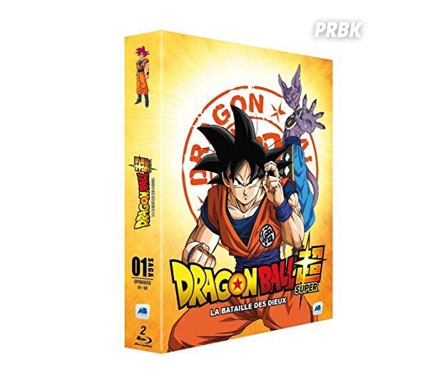 Dragon Ball Super : San Goku et Vegeta de retour en DVD et Blu-ray