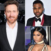 """Goodbye"" : David Guetta, Jason Derulo et Nicki Minaj s'associent sur un son solaire ☀️"