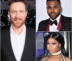"""Goodbye"" : David Guetta, Jason Derulo et Nicki Minaj s'associent sur un son solaire"