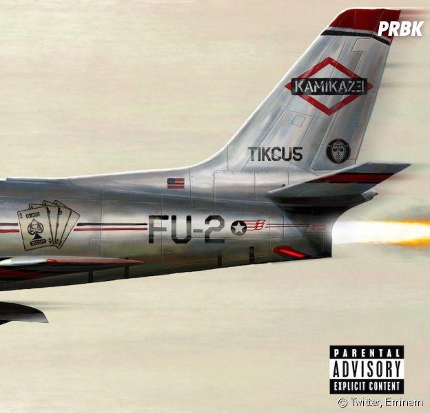 """""""Kamikaze"""" : Eminem dévoile un album surprise après """"Revival"""", les fans en folie"""