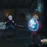 Le Prince des Dragons : nouvelle série animée de Netflix façon Avatar, le dernier maître de l'air