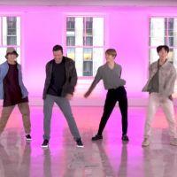 BTS s'essaie au Fortnite Dance Challenge et c'est magique 🕺