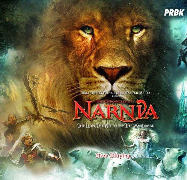 Une série et des films Narnia en cours de préparation — Netflix