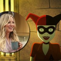 Harley Quinn : Kaley Cuoco (The Big Bang Theory) incarne la méchante dans une nouvelle série