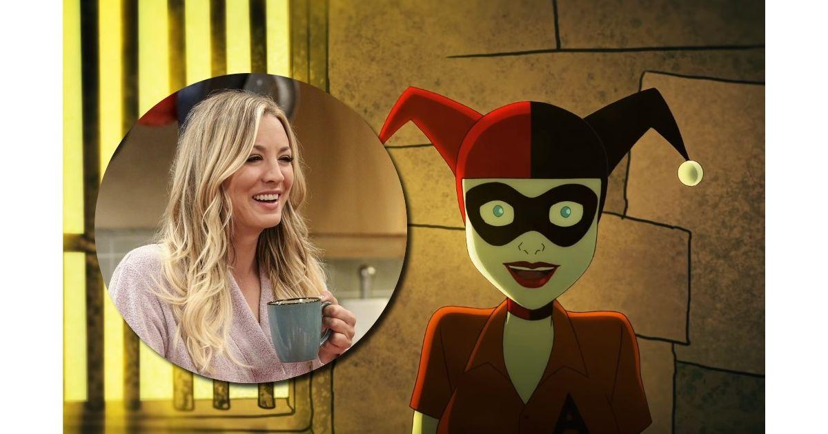 891f7a5c77f1 Harley Quinn   Kaley Cuoco (The Big Bang Theory) incarne la méchante dans  une nouvelle série - Purebreak