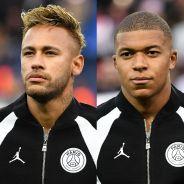 """Neymar chaud bouillant après le carton du PSG et complètement fan de Kylian Mbappé, le """"phénomène"""""""