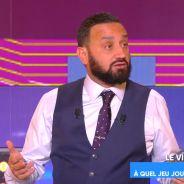Cyril Hanouna réagit aux provocations d'Alain Chabat dans Burger Quiz